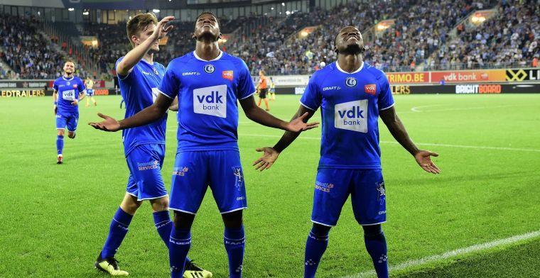"""KAA Gent-talent David kende moeilijke periode: """"Dat was mentaal zwaar"""""""