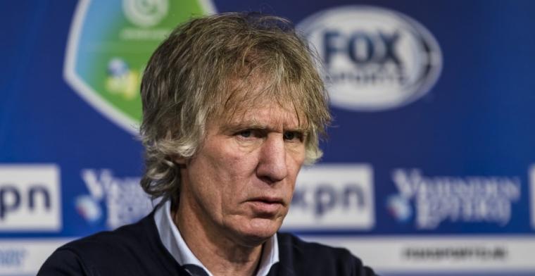 'Ik sluit een terugkeer bij Heerenveen niet uit, maar op dit moment niet'