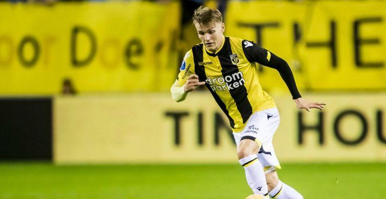Odegaard ziet kansen bij Real Madrid: 'Weet niet wat ze zullen beslissen'