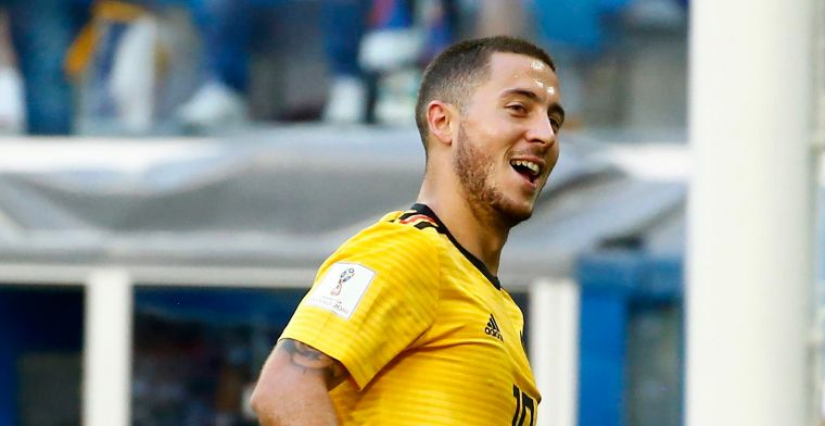 Hazard krijgt dilemma voorgeschoteld: 'Anderlecht of Standard'