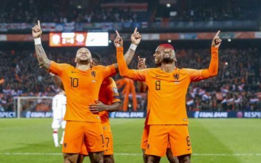 Afbeelding: Waarom Oranje tegen Wit-Rusland niet heeft bewezen 'Duitsland-proof' te zijn