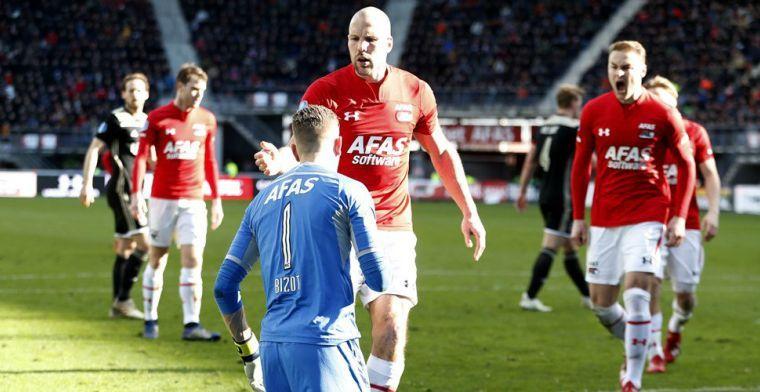 Ambitieus AZ waarschuwt Feyenoord: 'Teleurgesteld als we dat niet halen'