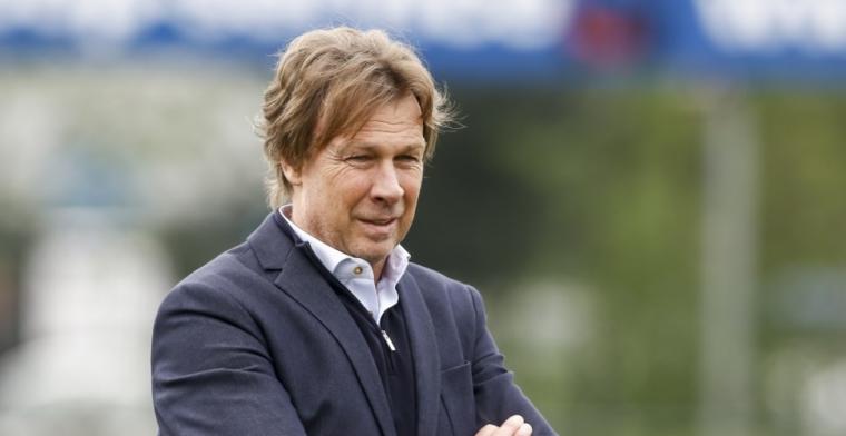 Ook Kraay haalt uit naar de KNVB: 'Die protocollen interesseren mij geen ene reet'