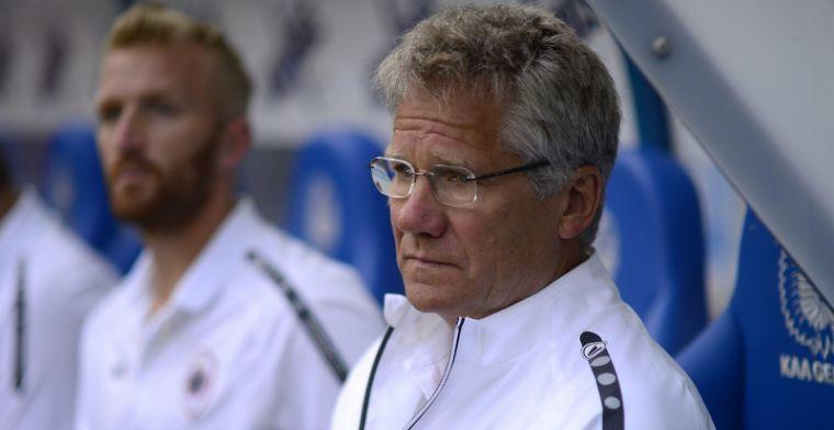 Antwerp gaat onderuit in oefenwedstrijd achter gesloten deuren tegen NAC Breda