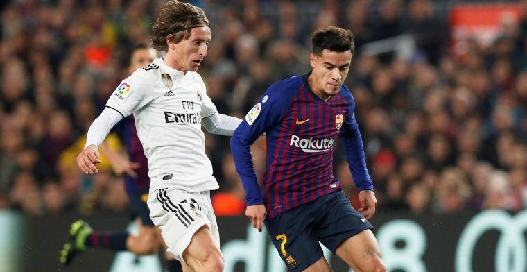 'Barça laat hoop varen: Coutinho mag in de zomer voor 100 miljoen vertrekken'