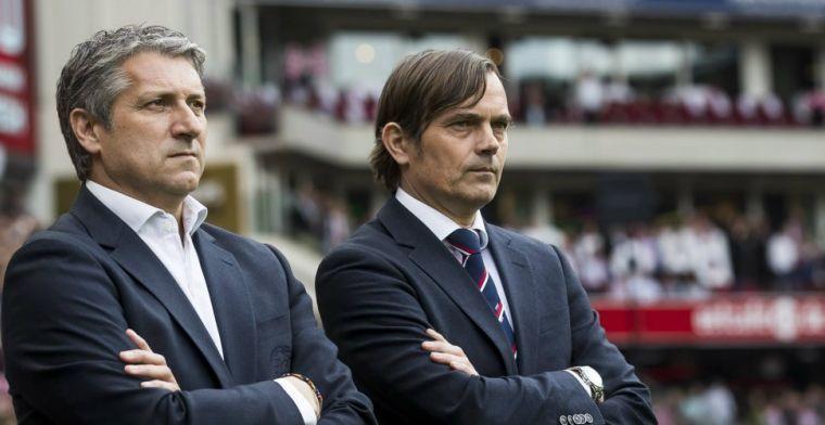 Witte rook uit Breda: assistenten maken plaats, Brood tot de zomer 'in charge'