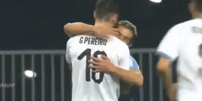 Pereiro belangrijk voor nationale ploeg Uruguay: openingstreffer leidt zege in