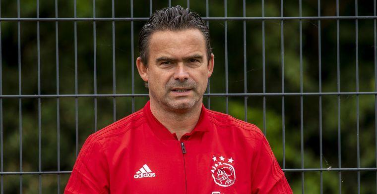 Overmars blijft en houdt koers bij Ajax: We hebben ook nog wel wat te bewijzen