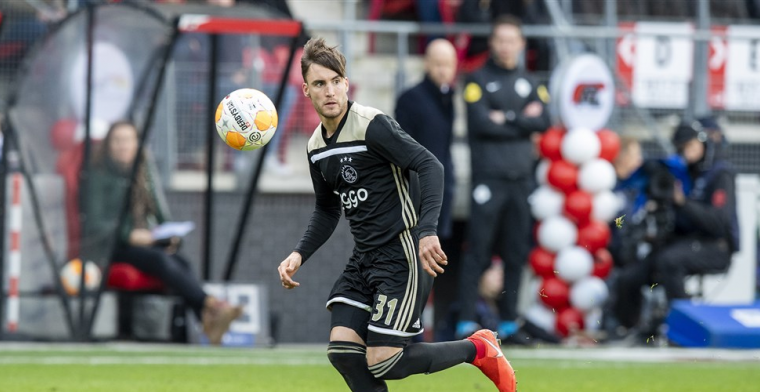 'Atletico Madrid en Barcelona strijden om Ajax-linksachter Tagliafico'