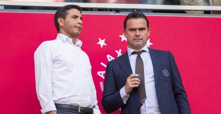 Ajax zet gekozen koers voort en verlengt contract: Daar ben ik trots op