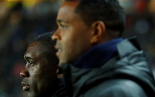 Afbeelding: Ondoa (KVO), Fai (Standard) en Olinga (Moeskroen) mogen naar de Afrika Cup