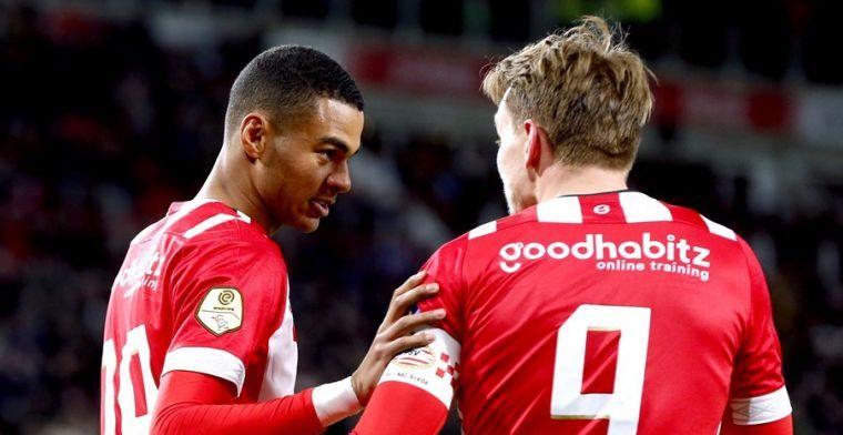 Jong Oranje al bezig met Eredivisietopper: 'Dat valt moeilijk te ontkennen'