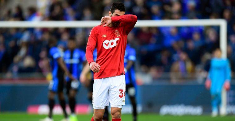 """Standard-verdediger Laifis voelt de druk bij Cyprus: """"De fans verwachten meer"""""""