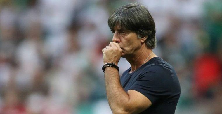 Löw heeft goed nieuws voor Duitse fans: tweetal vraagtekens 'fit en inzetbaar'