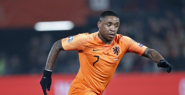 'AC Milan en Inter concurreren met Duitse en Engelse clubs om dure Bergwijn'
