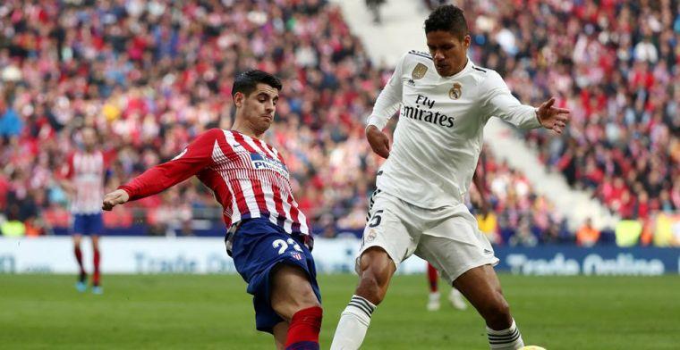 'Er gaat veel fout, maar ik kan niet zeggen dat ik ongelukkig ben bij Real Madrid'