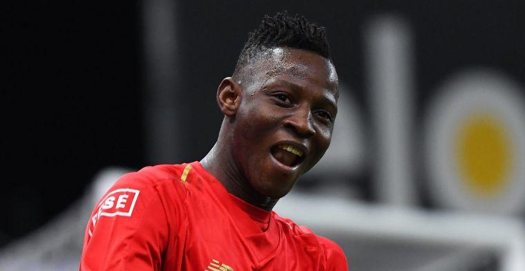 Djenepo scoort voor Mali op weg naar de Afrika Cup