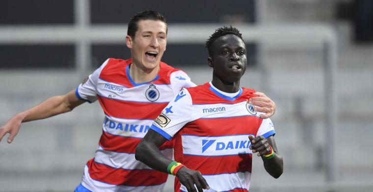 Diatta (Club Brugge) viert na eerste selectie ook meteen zijn debuut voor Senegal
