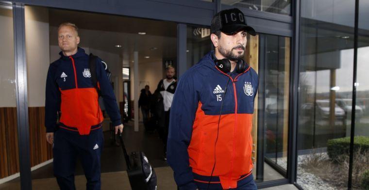 Saief hoopt straks al terug te keren naar Anderlecht: 'Langer verblijf geen doel'