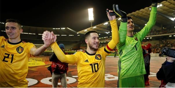 'Hazard gaat akkoord met 16 miljoen euro per jaar en tekent voor 5 jaar bij Real'