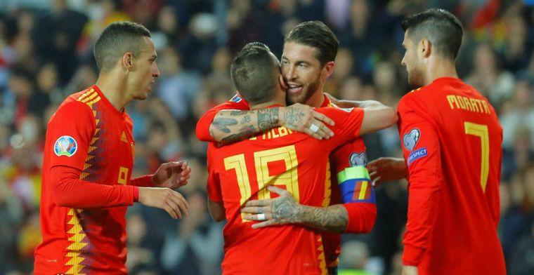 Ramos zorgt voor feest in Valencia met panenka, supertalent Kean maakt zijn eerste