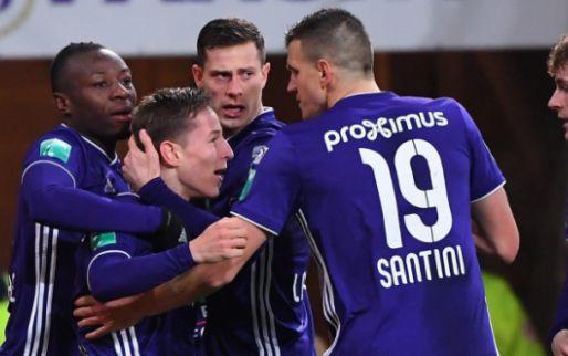 Afbeelding: Geen transfer: 'Anderlecht schrapt peperdure aanvaller van het lijstje'
