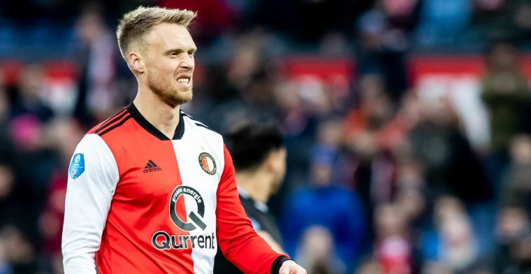 Jörgensen filosofeert in Deens medium over transfer: 'Volgende week gesprek'