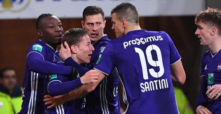 Geen transfer: 'Anderlecht schrapt peperdure aanvaller van het lijstje'
