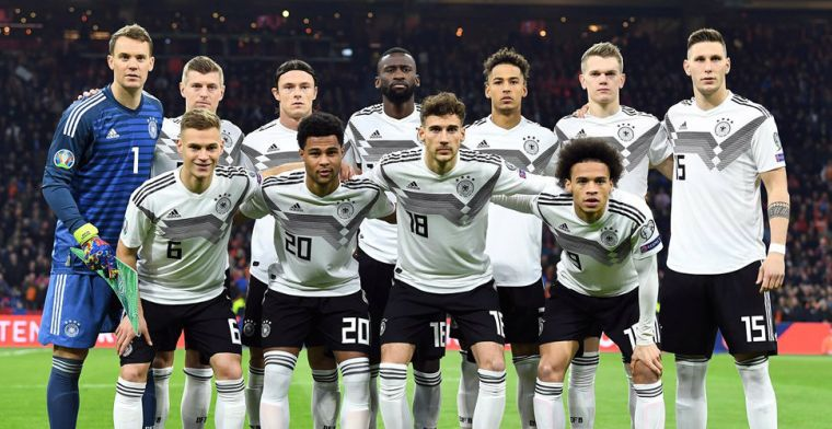Gemengde reacties bij Die Mannschaft: 'We hadden wel geluk met de 2-3'