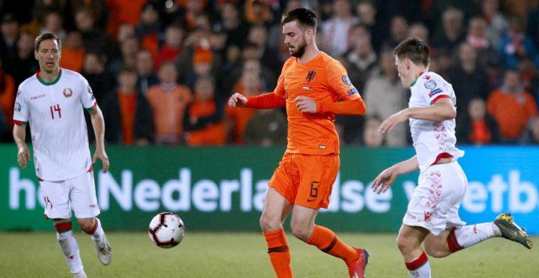 Janssen breekt lans voor oud-ploeggenoot: 'Laat Oranje nog meer voetballen'