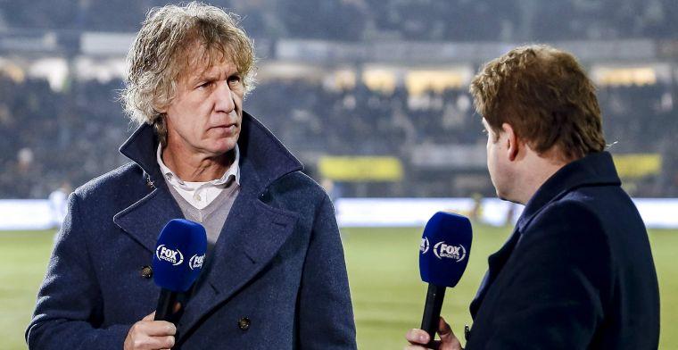 Verbeek kan oren niet geloven bij FOX: 'Hij slaat wartaal uit, wat een onzin'