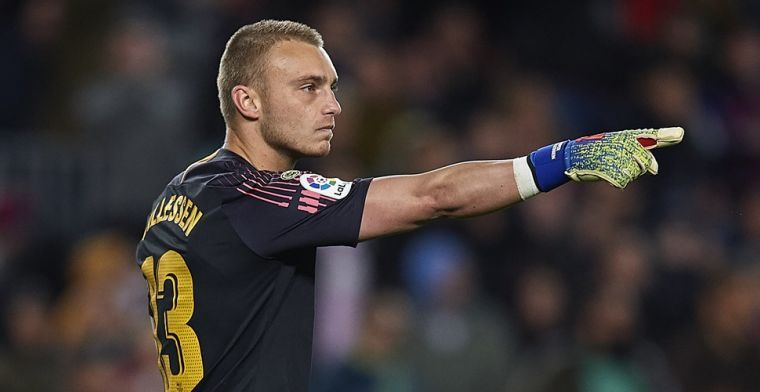 'Barcelona wil meewerken aan vertrek, Cillessen mag zoeken naar nieuwe club'