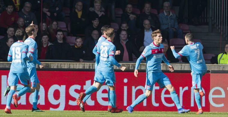 FC Twente wint dankzij blunderende Verhulst en staat weer elf punten voor
