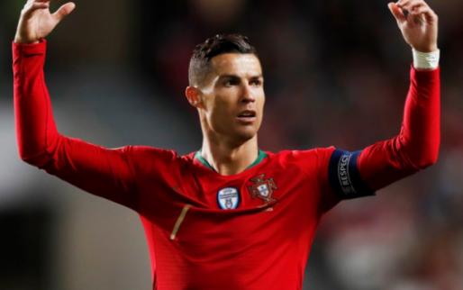 Afbeelding: Ronaldo valt uit met hamstringblessure bij Portugese elftal