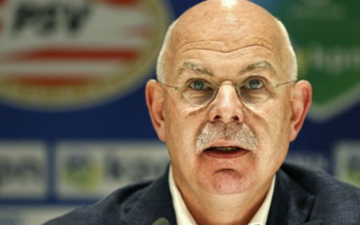 Afbeelding: Gerbrands apetrots op ongeëvenaarde PSV-deal: 'Primeur in de topsport'