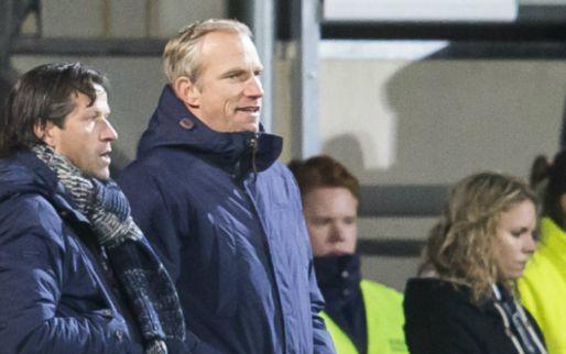 Afbeelding: Nieuws uit Groningen: na Spijkerman ook Hoekstra weg als assistent Buijs