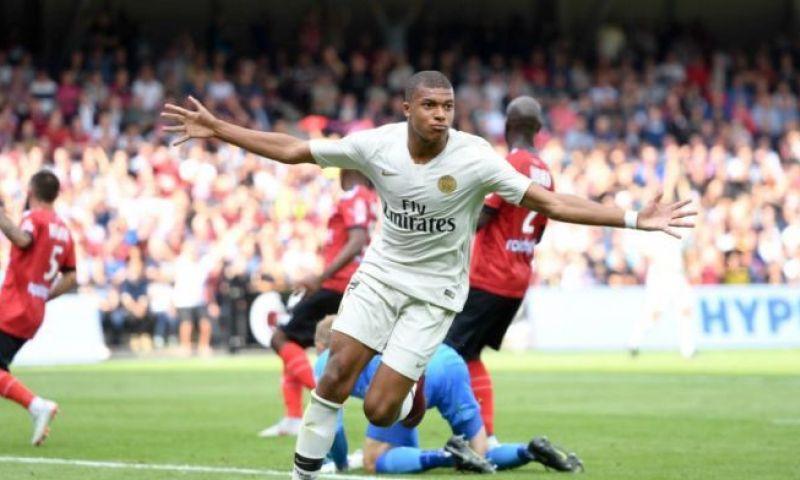 Afbeelding: 'Real en PSG openen onderhandelingen over transfer Mbappé voor 280 miljoen'