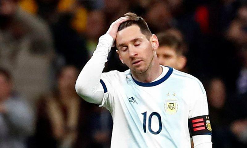 Afbeelding: 'Marokko loopt confrontatie met Messi mis en eist half miljoen van Argentijnen'