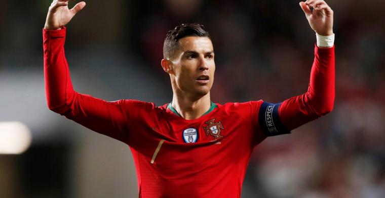 Ajax hoopt: Ronaldo valt uit met hamstringblessure bij Portugese elftal