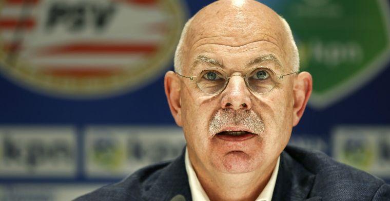Gerbrands apetrots op ongeëvenaarde PSV-deal: 'Primeur in de topsport'