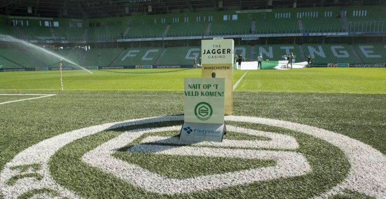 FC Groningen grijpt in en haalt beloftenteam na drie jaar uit voetbalpiramide