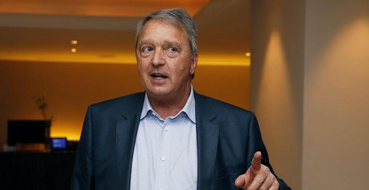 Een nieuw hoofdstuk voor Van Holsbeeck: van Anderlecht tot makelaar