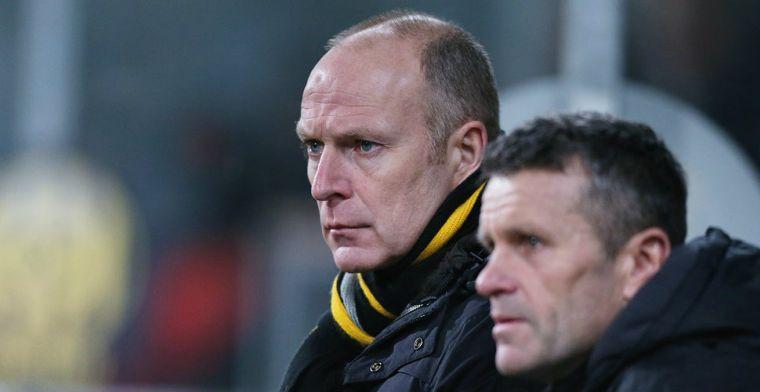 Volgend staflid verlaat Roda JC: 'Niet zo'n goed idee om hier nog rond te lopen'