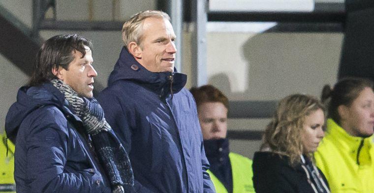 Nieuws uit Groningen: na Spijkerman ook Hoekstra weg als assistent Buijs