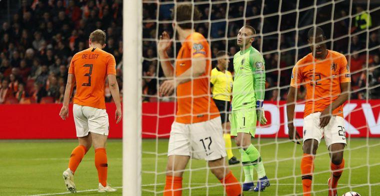 'Respect voor Duitsland en Nederland: ik zag bij vlagen hogeschoolvoetbal'