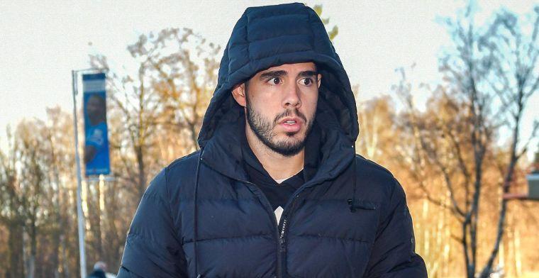 Pozuelo praat eerste keer na transfer: Gezien hoe de competitie groeide