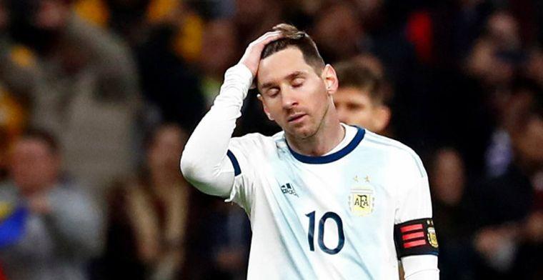 'Marokko loopt confrontatie met Messi mis en eist vijf ton terug van Argentijnen'