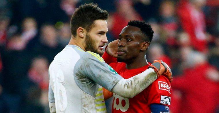 Anderlecht-doelman Didillon kreeg doodsbedreigingen van Standard-fans