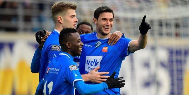 'Inter Milaan mikt op aanvallend geweld en komt uit bij KAA Gent'