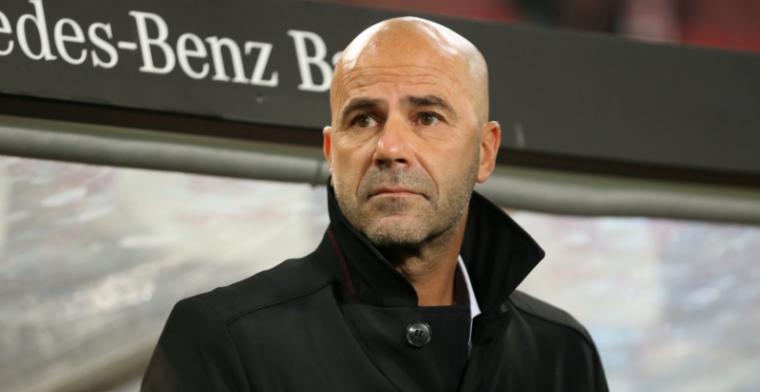 Bosz: 'Ik debuteerde als trainer tegen Feyenoord, geen idee wat ik moest doen'